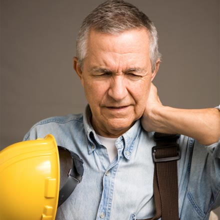 The Workers Compensation Act ensures workers of benefits in the event of an on the job injury.
